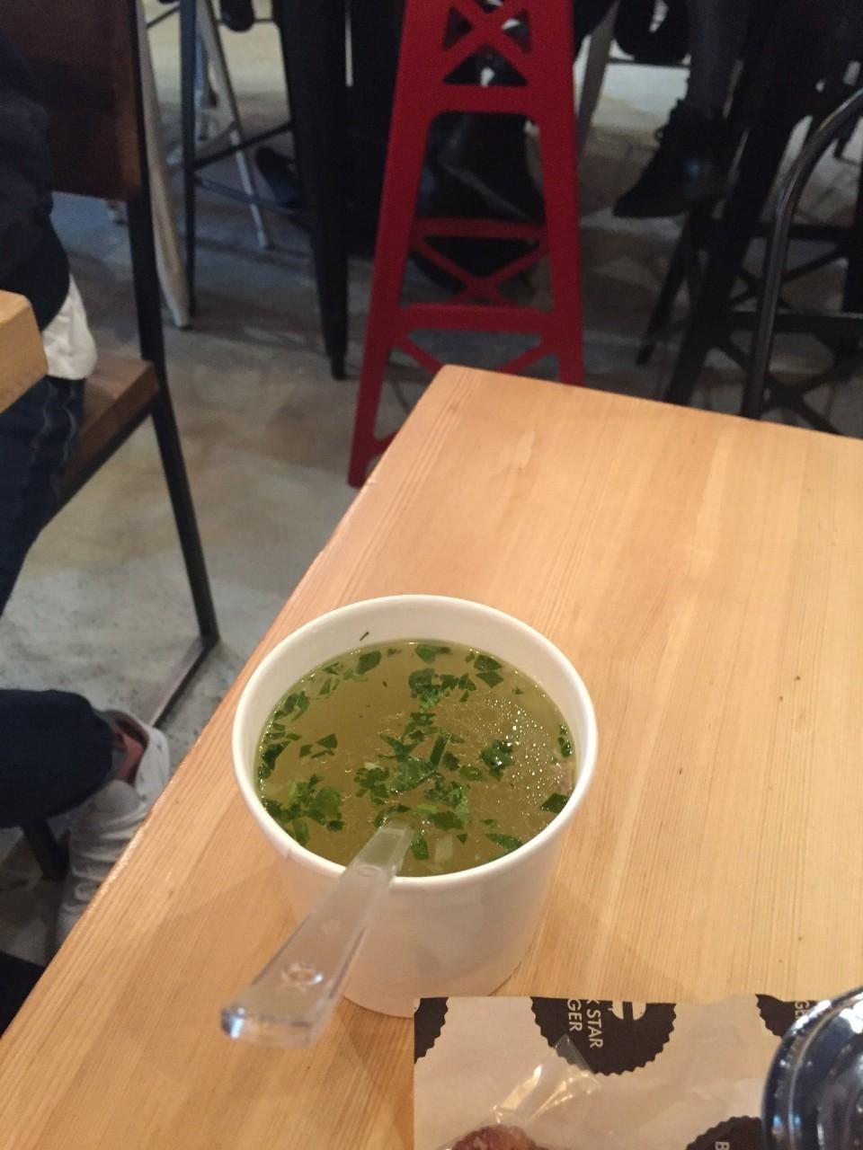 Еда в большом городе: как я к Тимати есть ходил