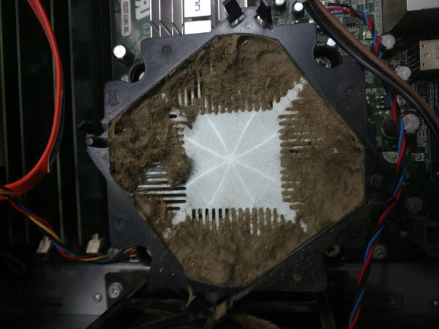 Сюр дня: люди, которые любят очень пыльные компьютеры