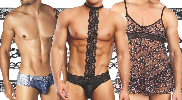 Кружевное белье для мужчины магазины белья женского в галерее