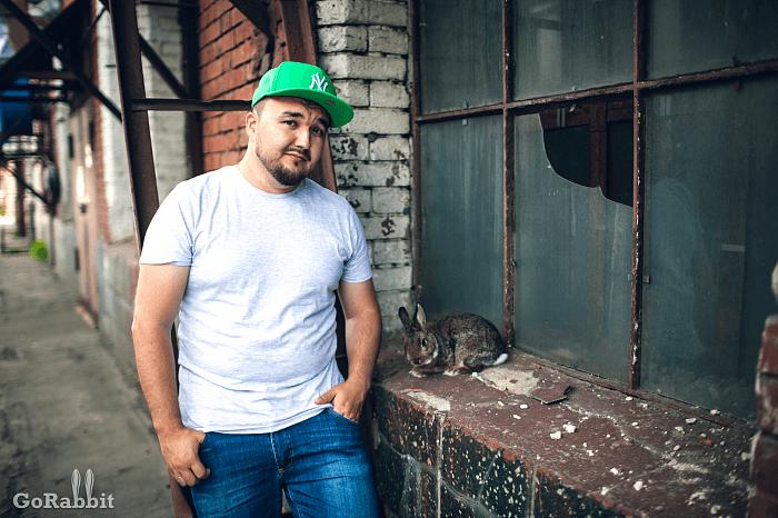 Городские сумасшедшие: Денис Колесников (Кураж-Бамбей)
