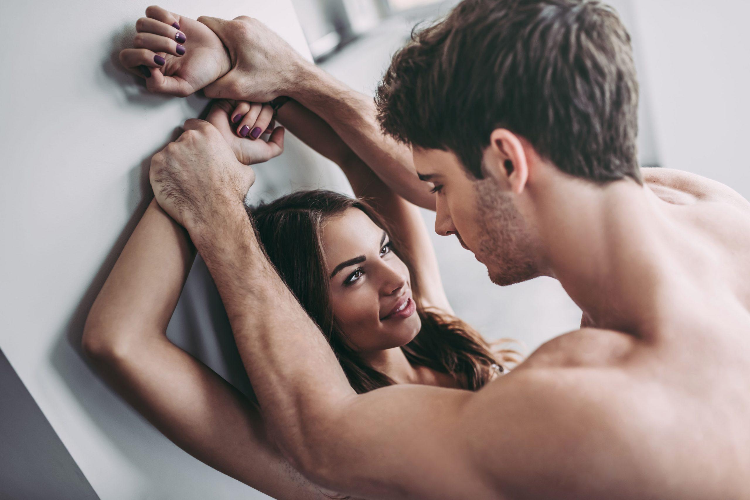 самые интересные позы в сексе