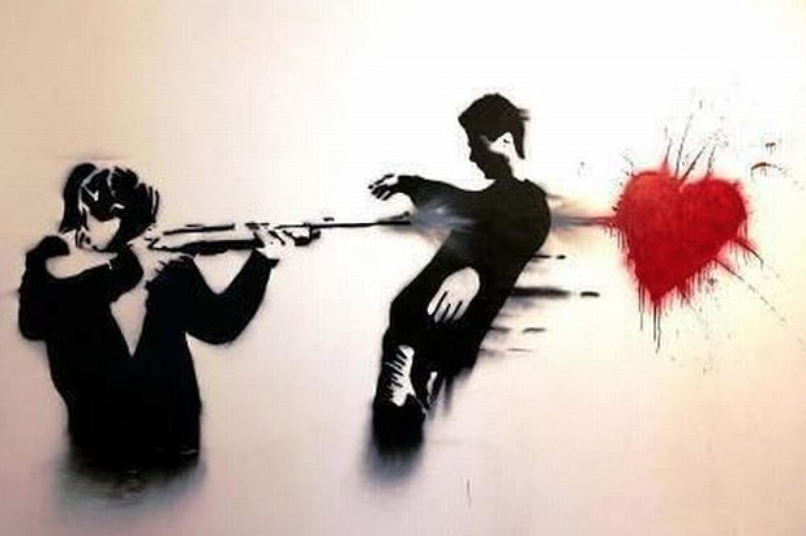 картинки пуля любви только делают ваши