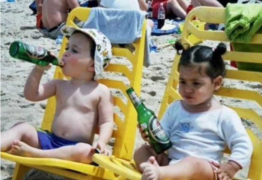10 самых упоротых пляжных фото, которые вы когда-либо видели
