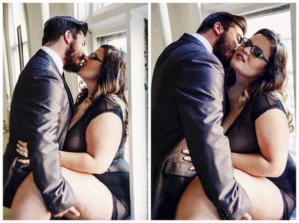 Любовь и чувственность в каждой линии: будуарные фотосессии 25-ти пар