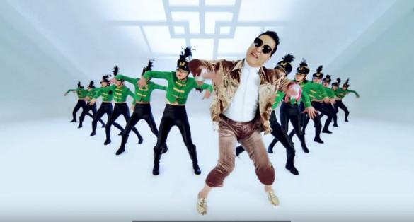 STARBOOK: автор хита «Gangnam Style» — PSY снова идёт на рекорд