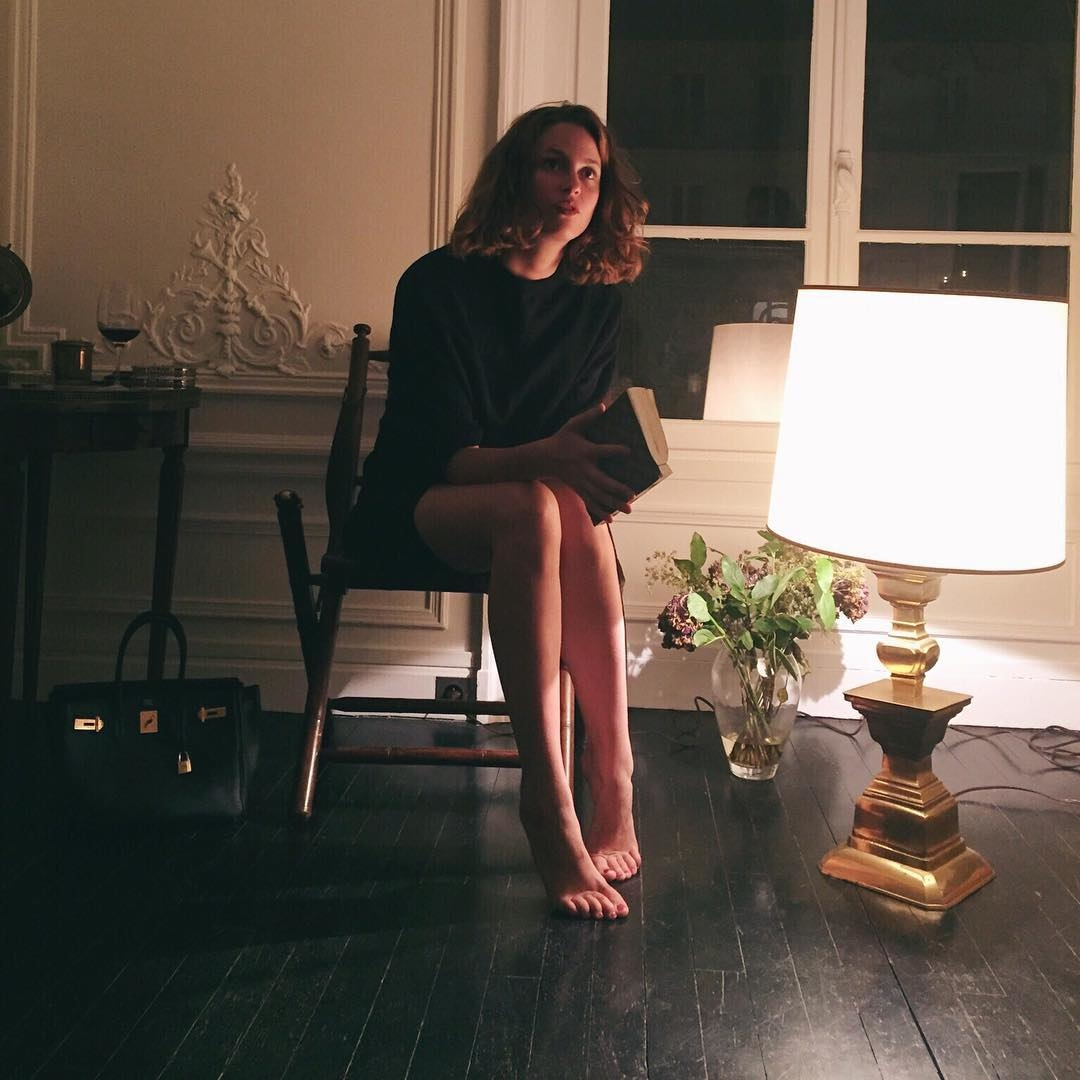 Феномен Instagram: алкоголичка Луиза