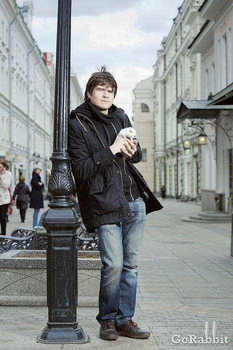 Городские сумасшедшие: Евгений Баженов